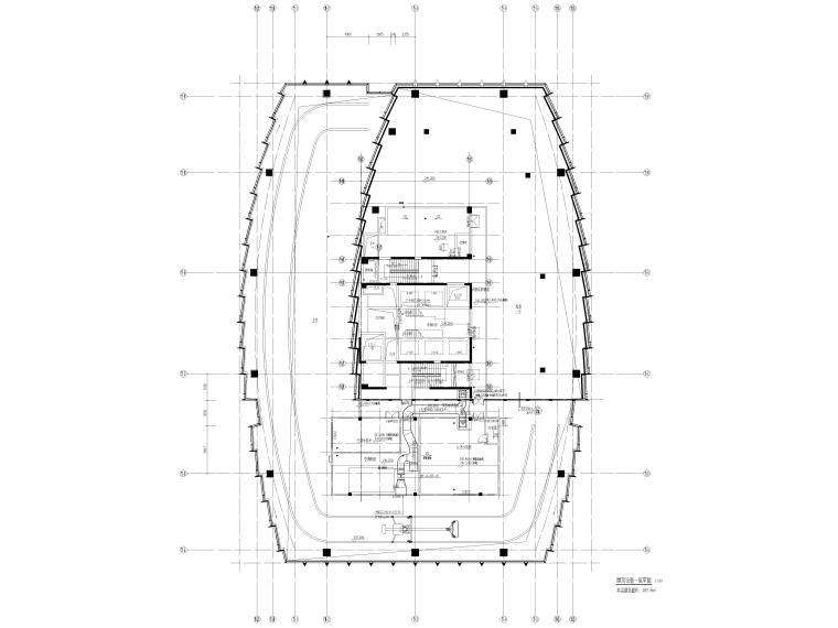 湖北53层超高层大型商业综合体暖通施工图_6