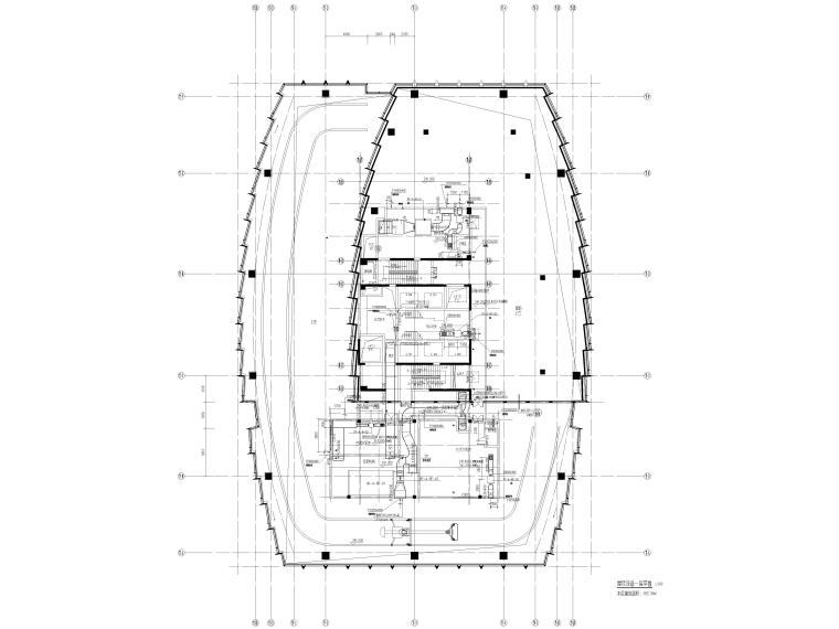 湖北53层超高层大型商业综合体暖通施工图_7