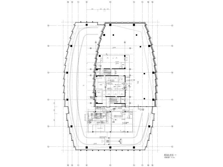 湖北53层超高层大型商业综合体暖通施工图_8