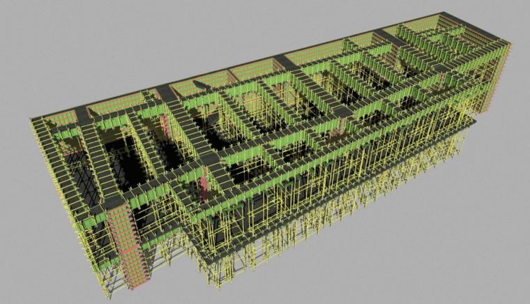 二层模板工程BIM案例分享_2