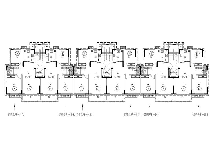 10000㎡剪力墙结构保障房工程招标文件+图纸_4