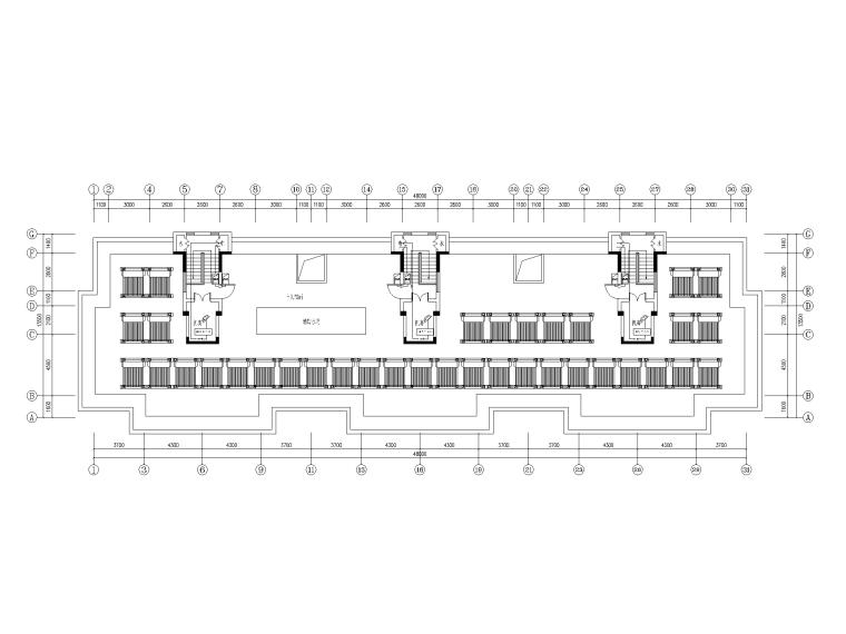 10000㎡剪力墙结构保障房工程招标文件+图纸_2