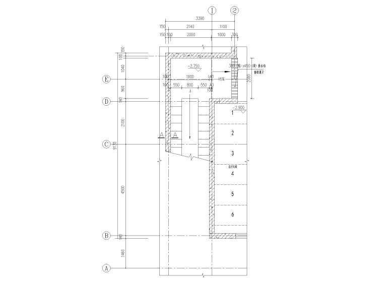 10000㎡剪力墙结构保障房工程招标文件+图纸_10