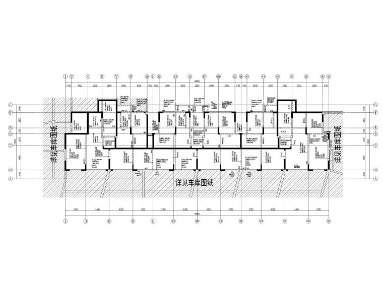 10000㎡剪力墙结构保障房工程招标文件+图纸_3