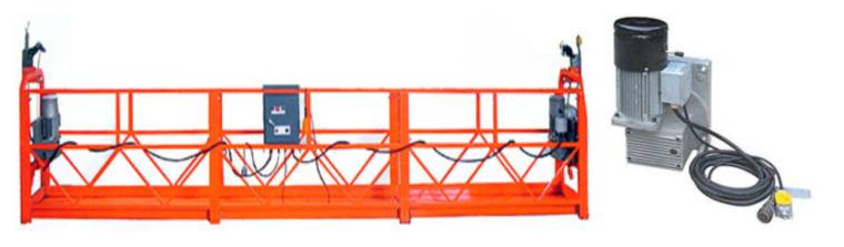 中建高处吊篮施工安全专项施工方案模板2021_4