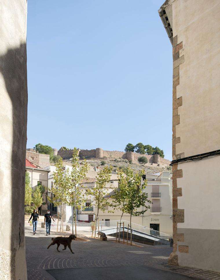 西班牙犹太教堂广场_4