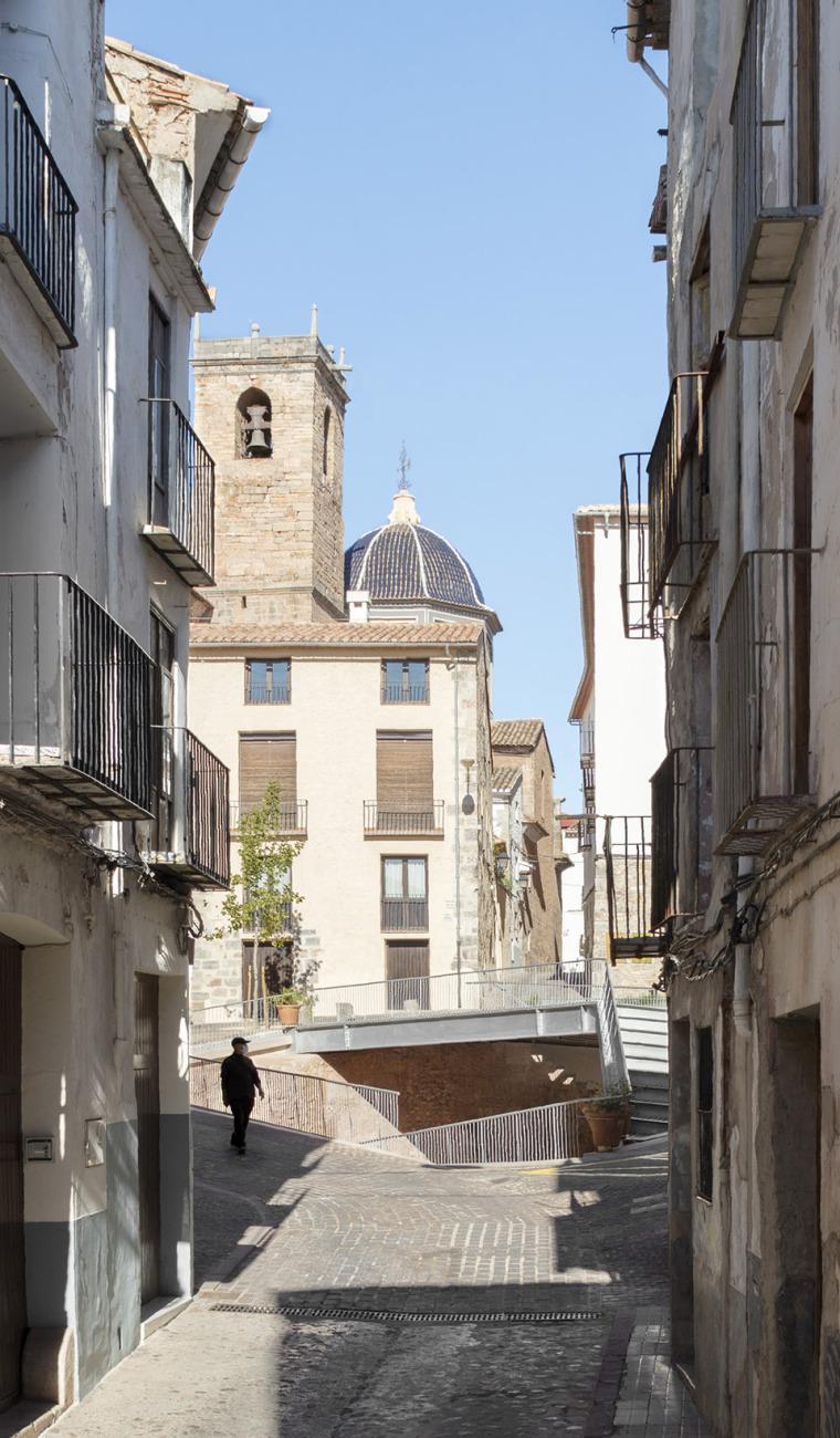 西班牙犹太教堂广场_3