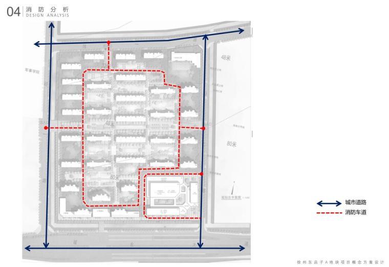 江苏新中式园林社区高层+洋房建筑方案2020_11