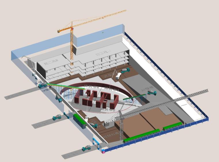[国企]超高超厚筏板大体积混凝土施工方案_1