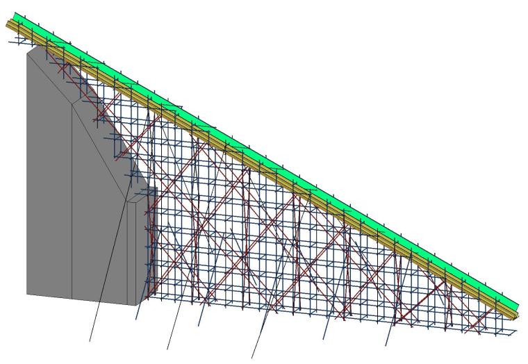 [国企]超高超厚筏板大体积混凝土施工方案_4