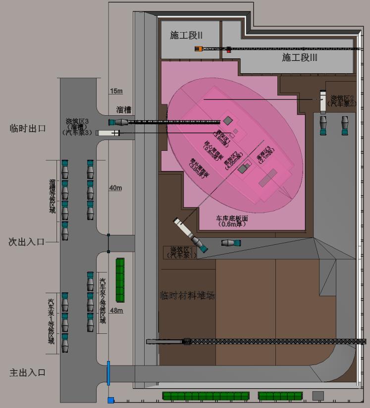 [国企]超高超厚筏板大体积混凝土施工方案_3