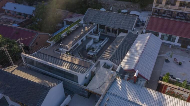 北京右蔦乡村庭院餐厅_2