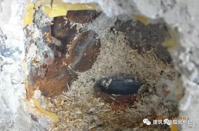 建筑水电预留预埋阶段工程质量通病_21