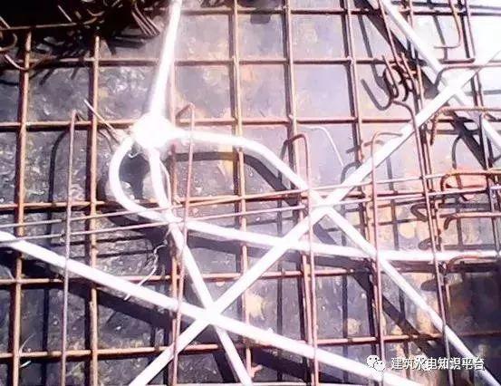 建筑水电预留预埋阶段工程质量通病_32