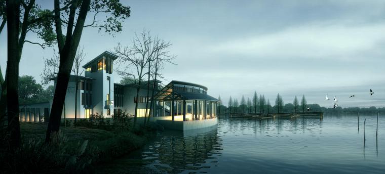 [四川]现代温泉疗养休闲度假区景观规划设计_5