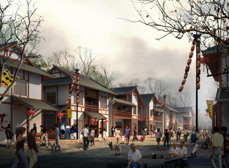 [四川]现代温泉疗养休闲度假区景观规划设计_6