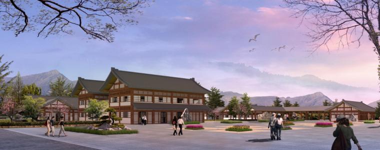 [四川]现代温泉疗养休闲度假区景观规划设计_2