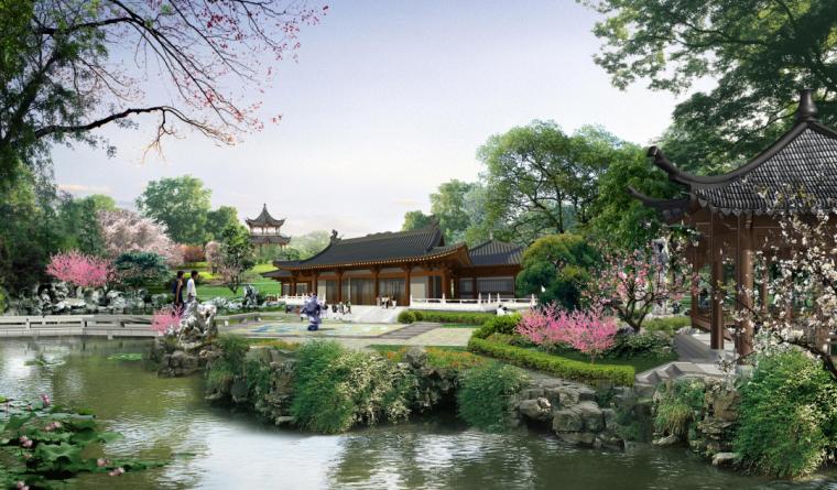 [四川]现代温泉疗养休闲度假区景观规划设计_4