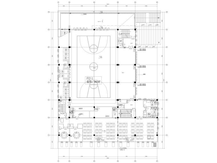 暖通施工图全套完整图纸2021_2