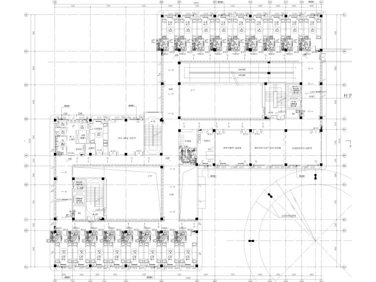 暖通施工图全套完整图纸2021_6
