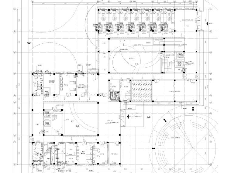 暖通施工图全套完整图纸2021_7