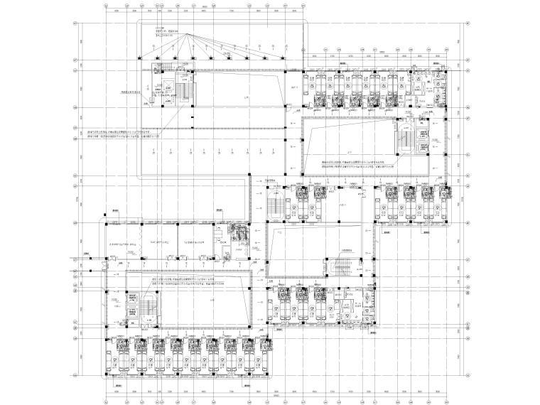 暖通施工图全套完整图纸2021_5