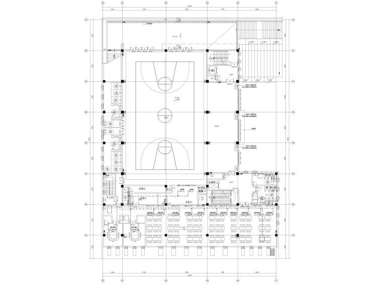 暖通施工图全套完整图纸2021_4