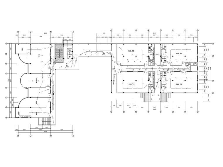 800㎡框架结构幼儿园改造工程图纸+招标文件_5