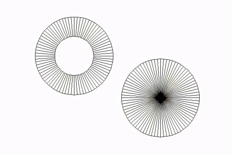 如何用AUTOCAD创建实心圆或比较宽的环_7