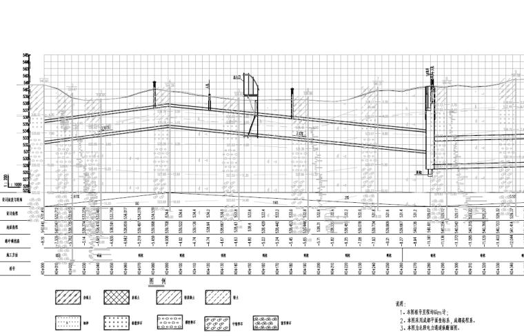 2020智慧科技城高压电力线路全套施工图265P_1