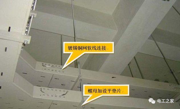 电缆桥架怎么安装,桥架安装工艺分享~_1