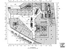 [贵州]现代风ONE购物中心商业装修施工图