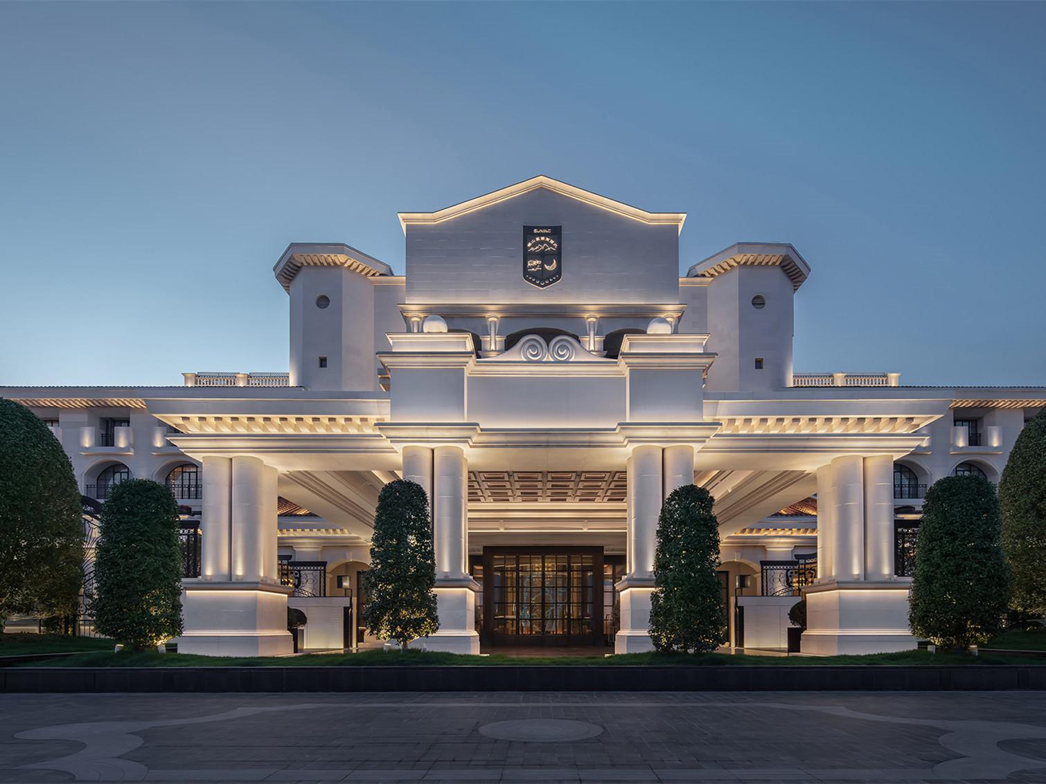 南京�K���山那就是恐怖高��夫���H酒店