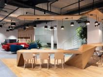 保加利亚投资管理公司Garitage办公空间