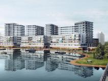 [上海]体验式社区-商业综合体建筑方案2020