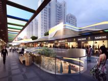 [湖北]销售物业商业综合体建筑方案竞赛2020