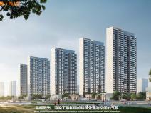 [湖南]滨江公园住宅-酒店式公寓建筑方案