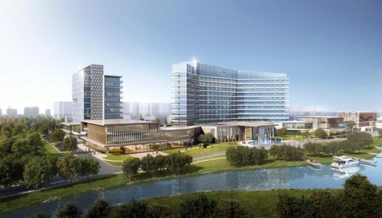 [云南]电子商务产业园规划与建筑方案2020_2