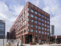 英国NewBalley街三号–HMRC商务办公楼