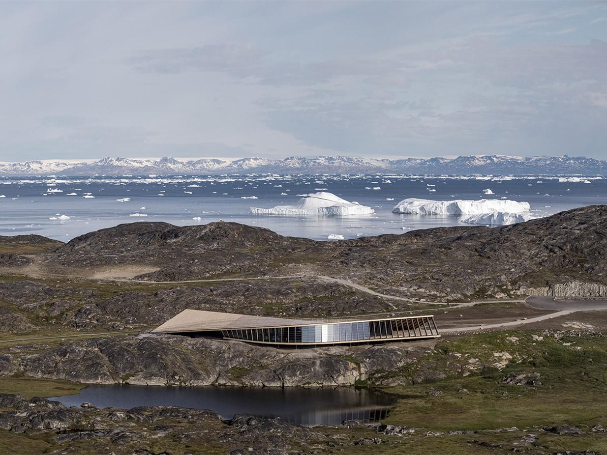 丹麦伊卢利萨特冰峡湾中心