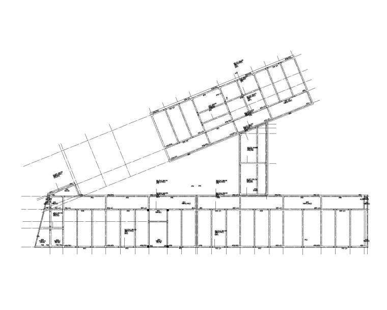 4层钢筋混凝土框架结构教学楼施工图2019_2