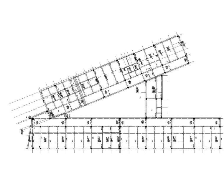 4层钢筋混凝土框架结构教学楼施工图2019_1