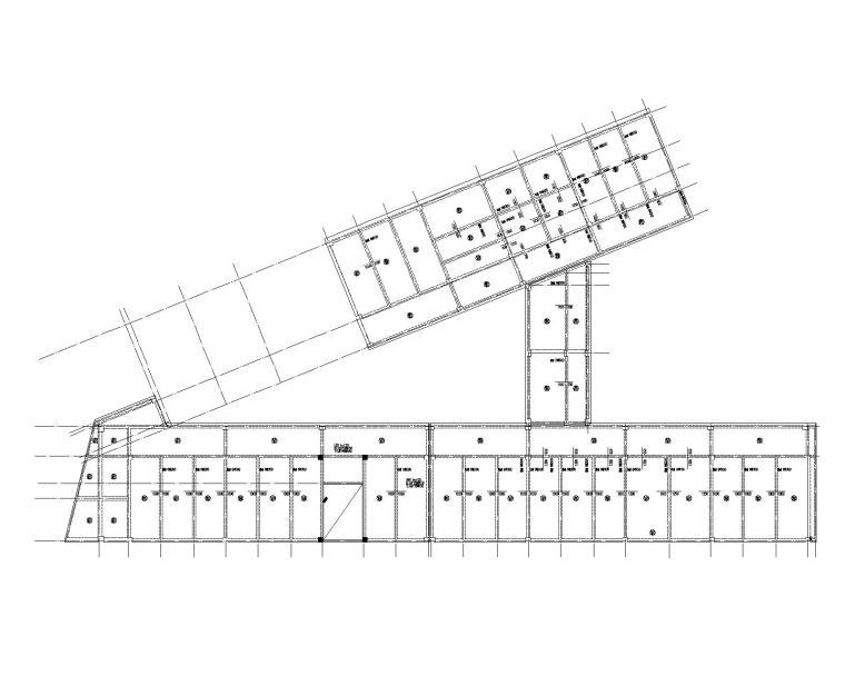 4层钢筋混凝土框架结构教学楼施工图2019_4