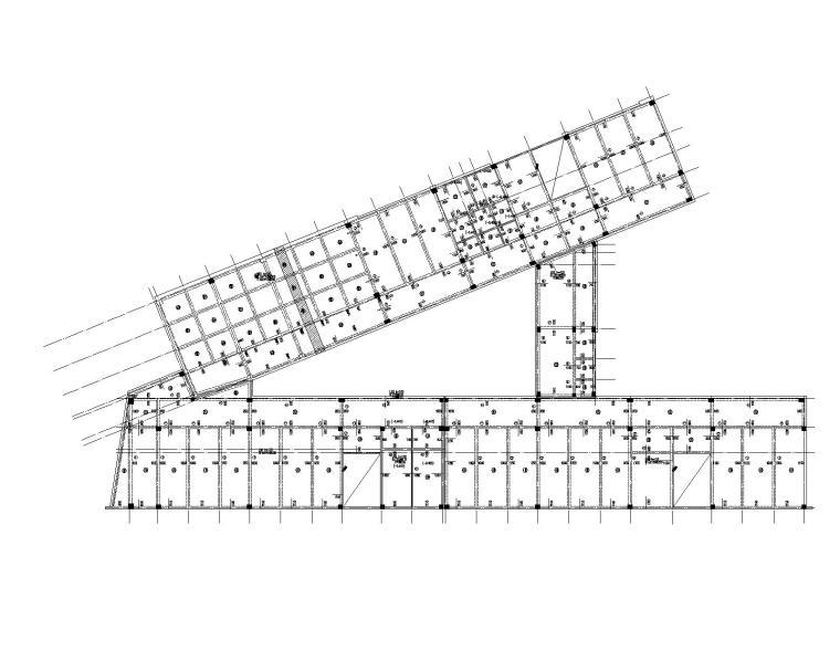4层钢筋混凝土框架结构教学楼施工图2019_3