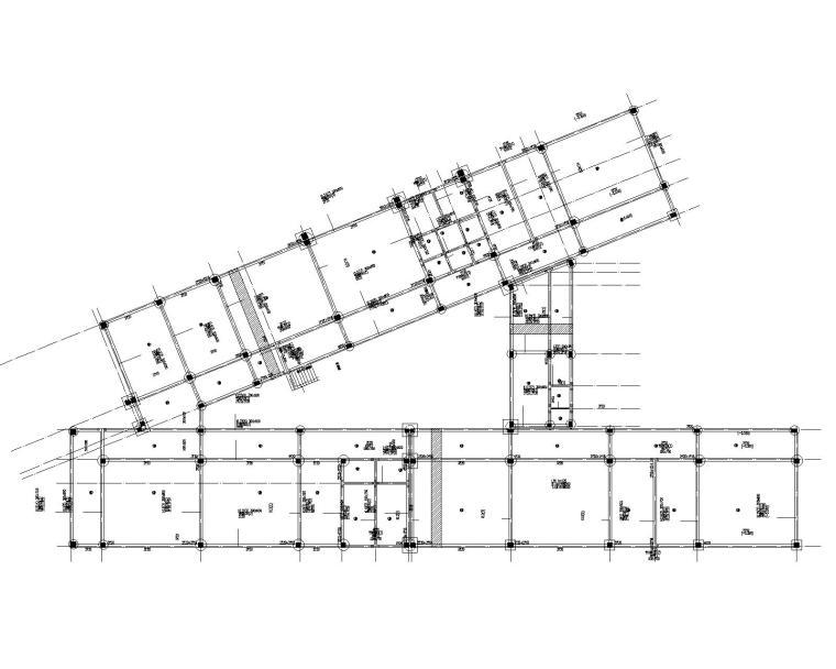 4层钢筋混凝土框架结构教学楼施工图2019_5