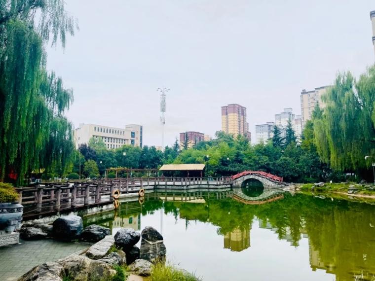 咸阳后稷教稼园景观_5