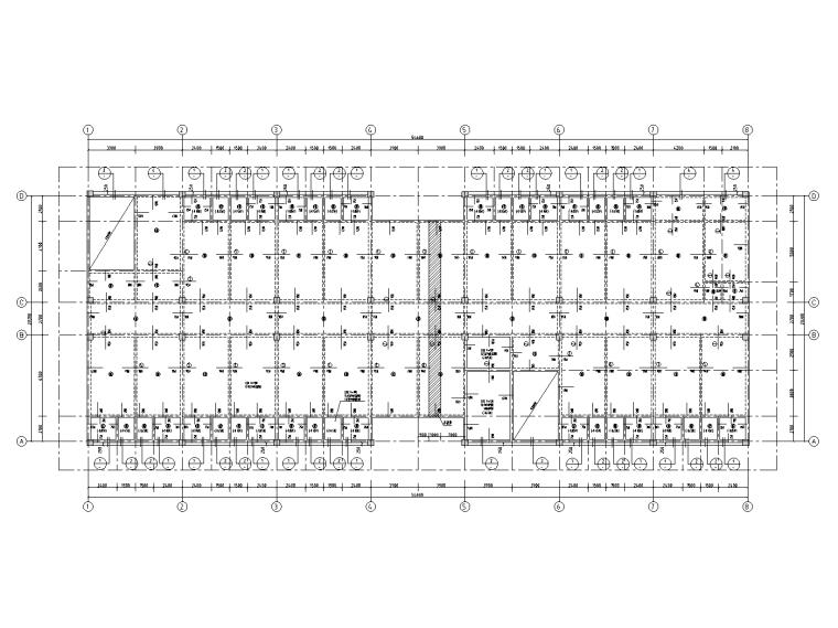 5层钢筋混凝土框架结构宿舍施工图2019_4