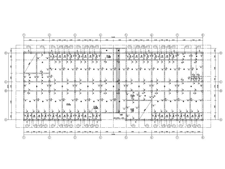 5层钢筋混凝土框架结构宿舍施工图2019_3
