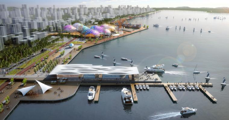 [广东]海滨娱乐走廊-旅游度假景观方案设计-image.png