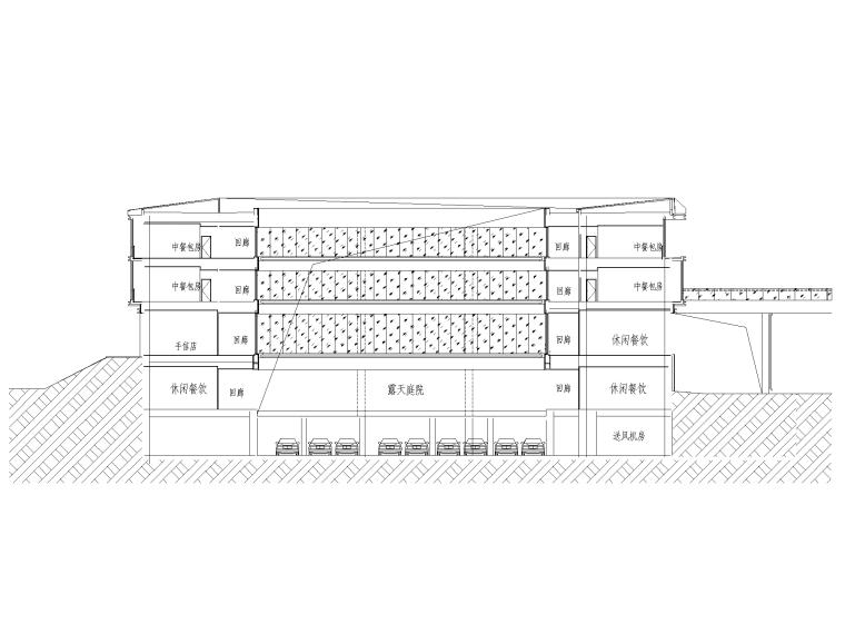 框架多层公共建筑施工招标文件+全套图纸_2